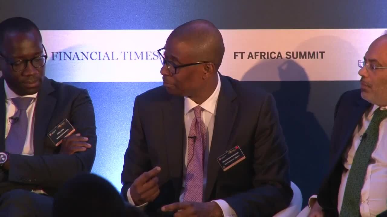 FT Africa Summit 2016 organised by FT Live