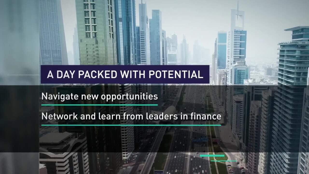 Global Financial Forum organised by FT Live
