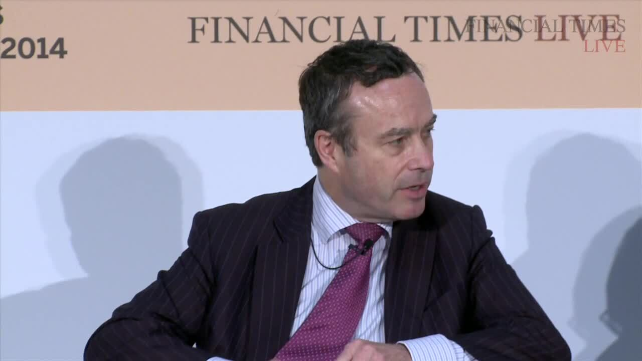 FT Commodities Global Summit 2014 organised by FT Live