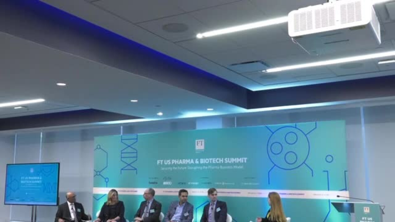 FT US Pharma and Biotech Summit organised by FT Live