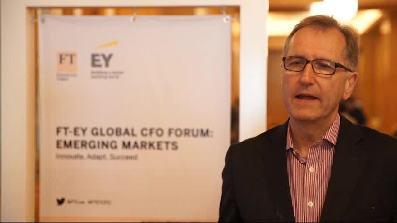 FT-EY Global CFO Forum: Emerging Markets organised by FT Live