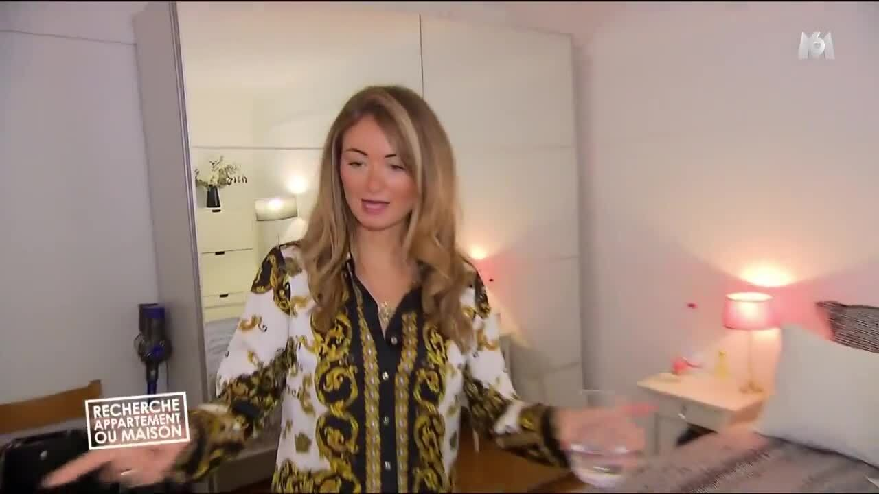 14e9e46234c2f2 VIDEO Recherche appartement ou maison   une candidate parisienne ulcère les  téléspectateurs - Voici