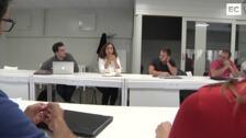 Los promotores de las 'startups' seleccionadas en la cuarta edición de B-Venture inician la fase formativa previa al evento