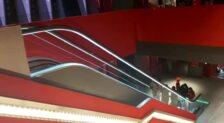 San Mamés inaugura las escaleras mecánicas