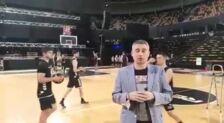 El Bilbao Basket vuelve a pisar este lunes el parqué de Miribilla