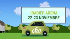 El Iradier Arena acoge lo último en vehículos sostenibles