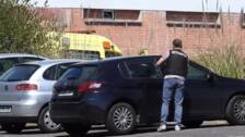 Fallece un trabajador en un accidente mortal en Mungia