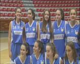 El club de baloncesto Unamuno presenta oficialmente sus 20 equipos para esta temporada