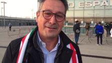 Desde Zaragoza a animar al Athletic