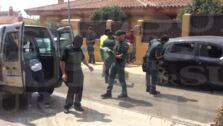 Desmantelan en Estepona una organización que utilizaba una villa de lujo como guardería de droga