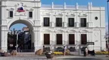 Así esta el Oulet de Plaza Mayor, que finalmente no ha abierto el 22 de octubre