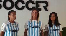 Presentación del Málaga femenino