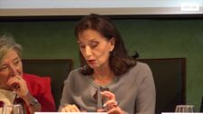 El testimonio sobre el cáncer de Luz Casal en el Foro Ciencia y Salud de Fundación Unicaja y SUR