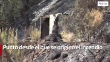 El incendio de Estepona, paso a paso
