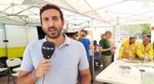El periodista de SUR, Alvaro Frías, analiza la última hora del incendio de Estepona