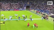 Así ha sido la celebración de la Copa en el Reale Arena