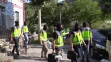 Detenidos tres yihadistas en Gipuzkoa