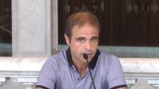 Ricardo Caballer, de pirotecnia Ricasa, habla del espectáculo pirotécnico