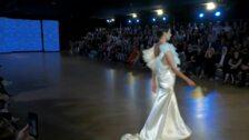 Santos Costura triunfa en Balenciaga