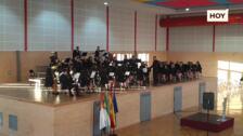 Más de un centenar de vecinos asisten a la puesta de largo del reformado Auditorio Municipal 