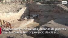 La Huerta de Otero deja ver unas termas y varios mosaicos muy bien conservados
