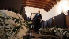 La diputación de Cáceres celebra su patrón San Pedro de Alcántara