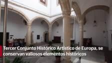 La Ciudad Monumental, el gran atractivo turístico  de Cáceres