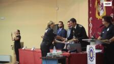 La Policía Local celebra su patrona la Virgen del Carmen
