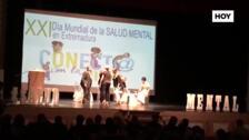 600 personas participan en Almendralejo en el XXI Día de la Salud Mental