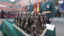 Festividad de la Virgen del Pilar patrona de la Guardia Civil