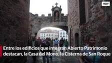 La Noche del Patrimonio en Cáceres