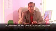 Mensaje del alcalde de Lumbini en Fitur sobre el proyecto budista en Cáceres