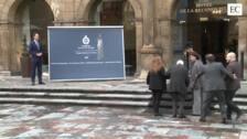 Peter Brook, Premio Princesa de Asturias de las Artes, ya está en Asturias
