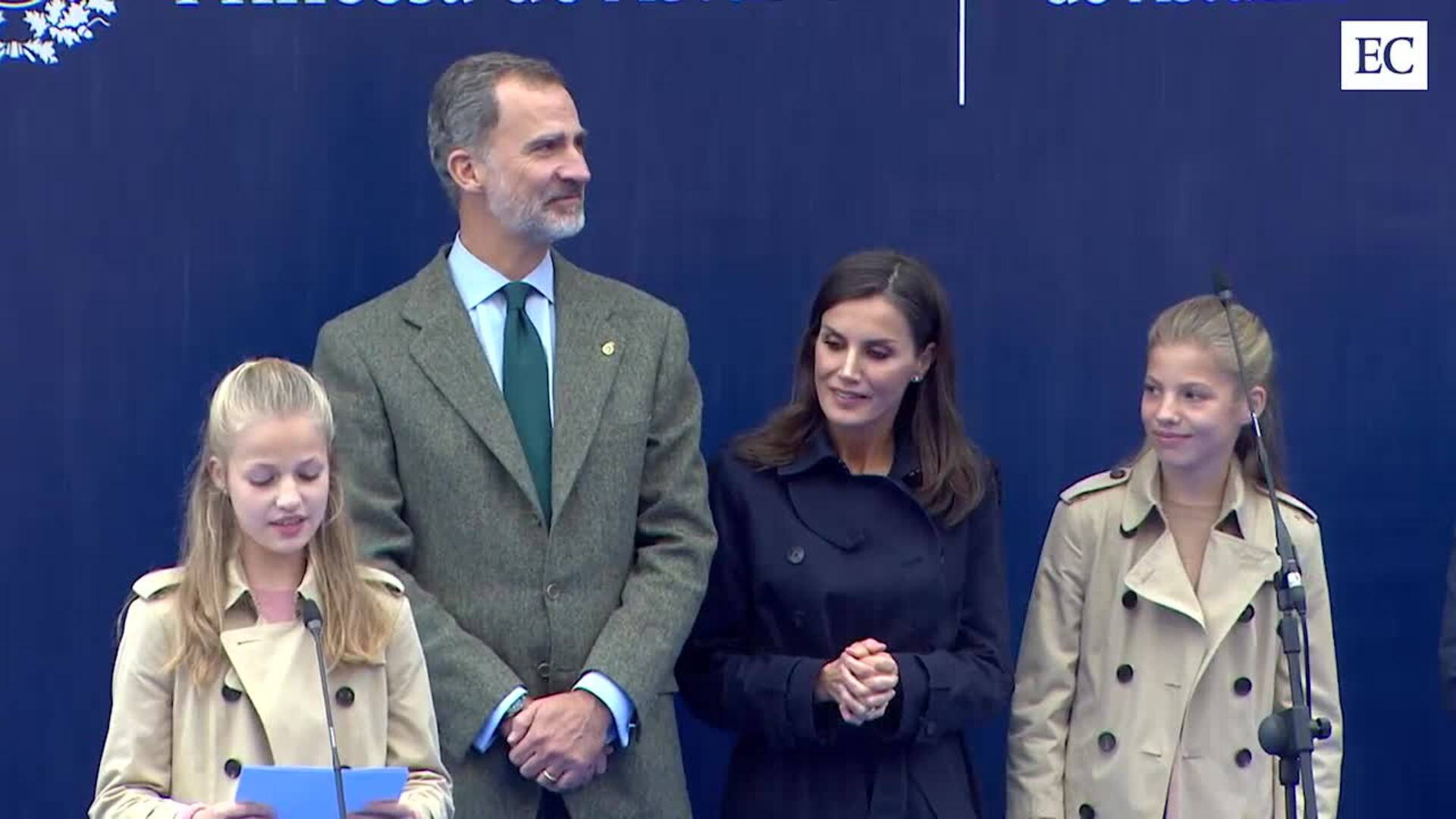 Leonor: «Asturias es mi casa»