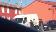 Golpes, gritos y bastonazos en una trifulca entre dos familias en Corvera