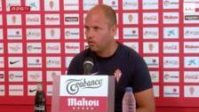 José Alberto: «Afrontamos el partido con muchísima ilusión»