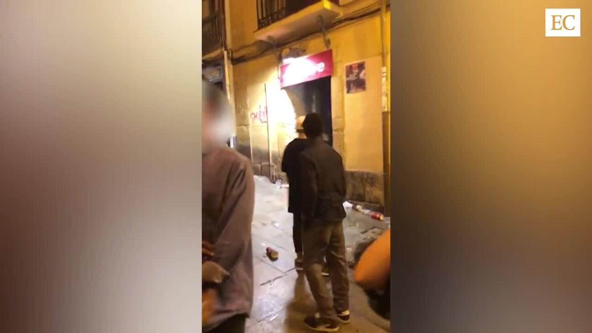Apuñalamiento en la calle Mon de Oviedo