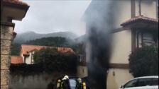 Incendio en Ampuero