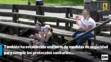 Reapertura del Parque de la Naturaleza de Cabárceno