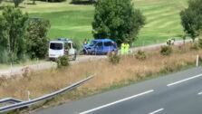 Una muerta en accidente de tráfico en Anero