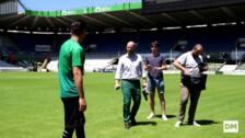 Presentación oficial del Luca Zidane