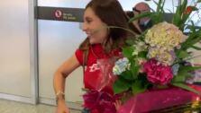 Recibimiento a la copiloto Sara Fernández, tras su reciente título de campeona de Europa en la categoría ERC3 Junior