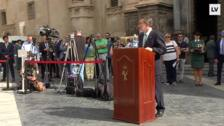 La Guardia Civil recuerda a los afectados por la gota fría en el día de su patrona