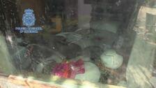 Liberan a siete personas que eran obligadas a mendigar y robar en la Región de Murcia
