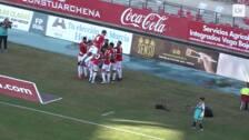 Resumen del Real Murcia - Mérida AD