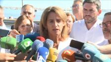 """Ribera alerta por el Mar Menor: """"No hay soluciones mágicas"""""""