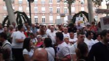 Afectados por la DANA y vecinos del Mar Menor exigen soluciones en Murcia