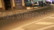 Tiroteo por segunda noche consecutiva en Alguazas