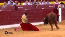 Morante y Ureña salen a hombros con dos orejas cada uno en la segunda corrida de la Feria de Murcia