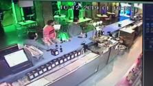 Atraco en un bar de Sangonera